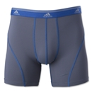 adidas Sport Performance ClimaLite 2 Pack Boxer Brief (Sv/Ro)