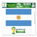 Argentina FIFA World Cup 2014(TM) 5 x 6 Decal