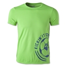 Under Amour Girls Kickin It T-Shirt (Green)