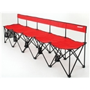 Insta-Bench LX 5-Seater (Red)