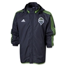 Seattle Sounders FC Rain Jacket