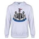 Newcastle United Youth Hoody (White)