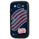 New England Revolution S3 Rugged Case (Corner Logo)