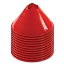 Large Disc Cone 12 Pack (Red)