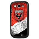 DC United Galaxy S3 Rugged Case (Center Logo)