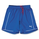 PUMA Women's Manchester Soccer Shorts (Royal)