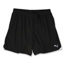 PUMA Powercat 5.10 Short w/o Brief (Blk/Wht)