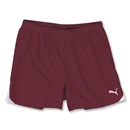 PUMA Powercat 5.10 Women's Short (Maroon/Wht)