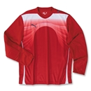 PUMA Powercat 3.10 Graphic Goalkeeper Shirt (Red)