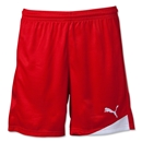 PUMA Esito 3 SOCCER Shorts (Red)