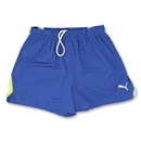 PUMA Attaccante Women's Short (Royal/Lime Green)