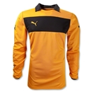 PUMA Powercat 1.12 Long Sleeve Goalkeeper Jersey (Orange)