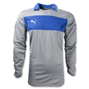 PUMA Powercat 1.12 Long Sleeve Goalkeeper Jersey (Gray)