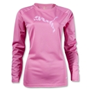 PUMA Project Pink Kick It Long Sleeve T-Shirt (Pink)