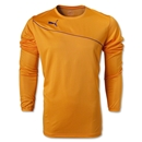 PUMA Momentta LS Goalkeeper Jersey (Orange)