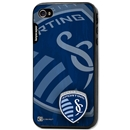 Sporting Kansas City iPhone 4/4s Bumper Case (Center Logo)