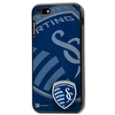 Sporting Kansas City  5/5s Bumper Case (Corner Logo)