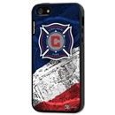 Chicago Fire iPhone 5/5S Rugged Case (Center Logo)
