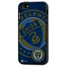 Philadelphia Union iPhone 5/5S Rugged Case (Corner Logo)