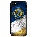 Philadelphia Union iPhone 5/5S Rugged Case (Center Logo)