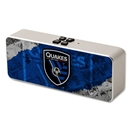 San Jose Earthquakes Bluetooth Speaker (Center Logo)
