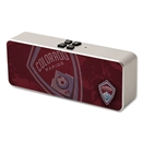 Colorado Rapids Bluetooth Speaker (Corner Logo)
