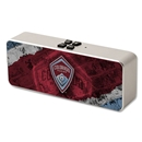 Colorado Rapids Bluetooth Speaker (Center Logo)
