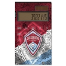 Colorado Rapids Desktop Calculator (Center Logo)