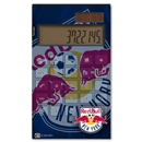 New York Red Bull Desktop Calculator (Corner Logo)