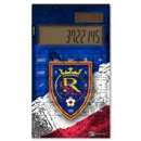 Real Salt Lake Desktop Calculator (Center Logo)