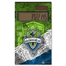 Seattle Sounders Desktop Calculator (Center Logo)