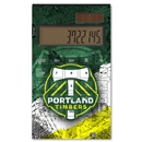 Portland Timbers Desktop Calculator (Center Logo)