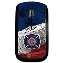 Chicago Fire Wireless Mouse (Center Logo)