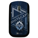 Vancouver Whitecaps Wireless Mouse (Corner Logo)