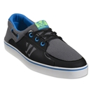 Warrior Coxswain LTD (Black/Electric Blue)