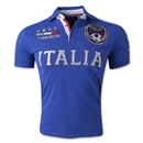 Italy Absolute Rebellion Polo (Royal)