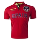Spain Absolute Rebellion Polo (Red)