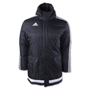 adidas Tiro 15 Stadium Jacket (Black)