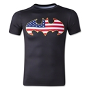 USA Alter Ego Batman Compression Shirt (Black)