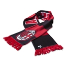 AC Milan Striped Scarf
