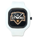 Houston Dynamo White Watch