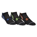 Under Armour Phantom II No Show Sock (Black)