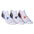 Under Armour Phantom II No Show Sock (White)
