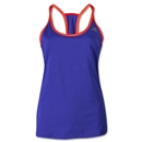 adidas Women's Techfit Tank 15 (Purple)