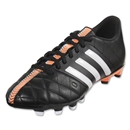 adidas 11Nova FG (Core Black/White/Flash Orange)