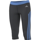 adidas Women's TechFit 3/4 Tight (Blue)