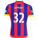 Crystal Palace 14/15 APPIAH Home Soccer Jersey