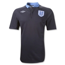 England 11/12 Away Soccer Shirt