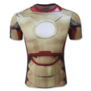 Under Armour Iron Man Compression Shirt