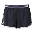 Under Armour Perfect Pace Women's Short (Blk/Wht)